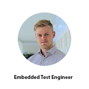 embedded test engineer