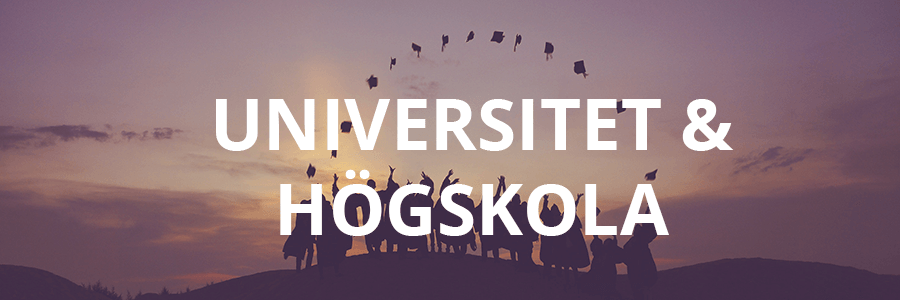 Universitet & Högskola