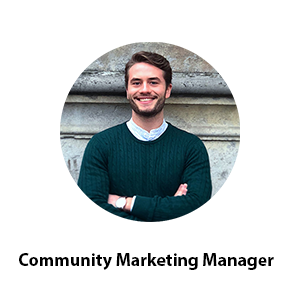 Community marketing manager