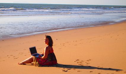 studera på distans utomlands