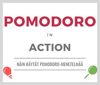 Pomodoro-tekniikan muistilista