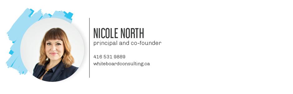 Nicole North - Whiteboard Consulting