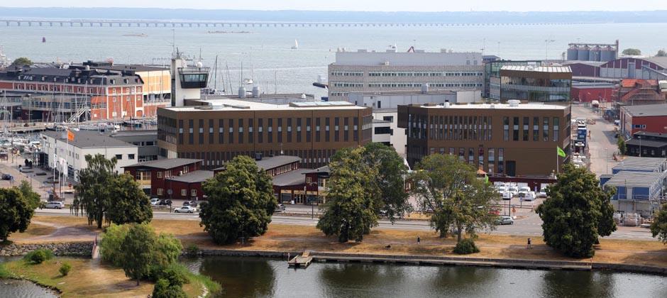 Kalmars nya universitetskaj