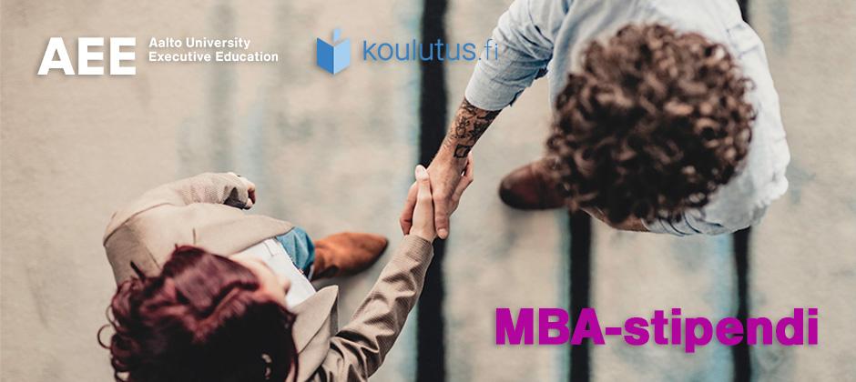 MBA-stipendi