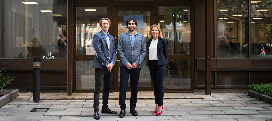Vinnare MBA-stipendiet
