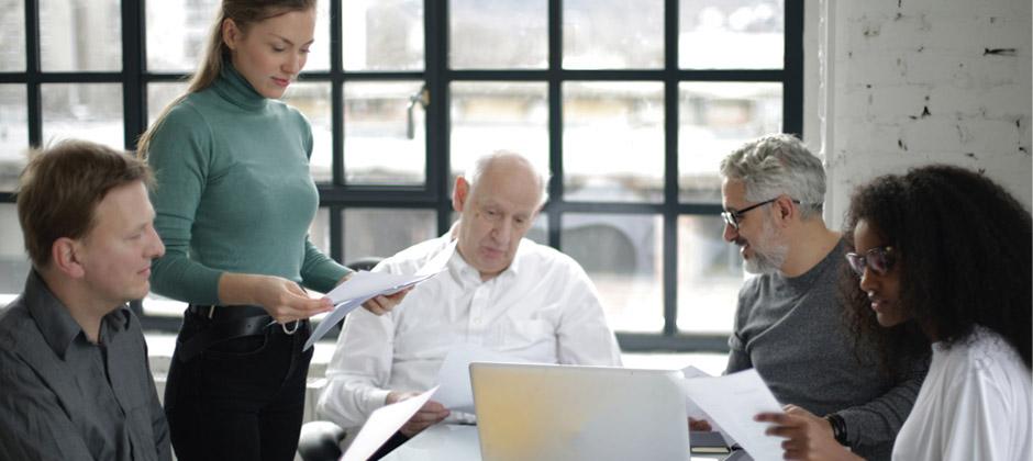 Fem sätt att få en bättre arbetsmiljö