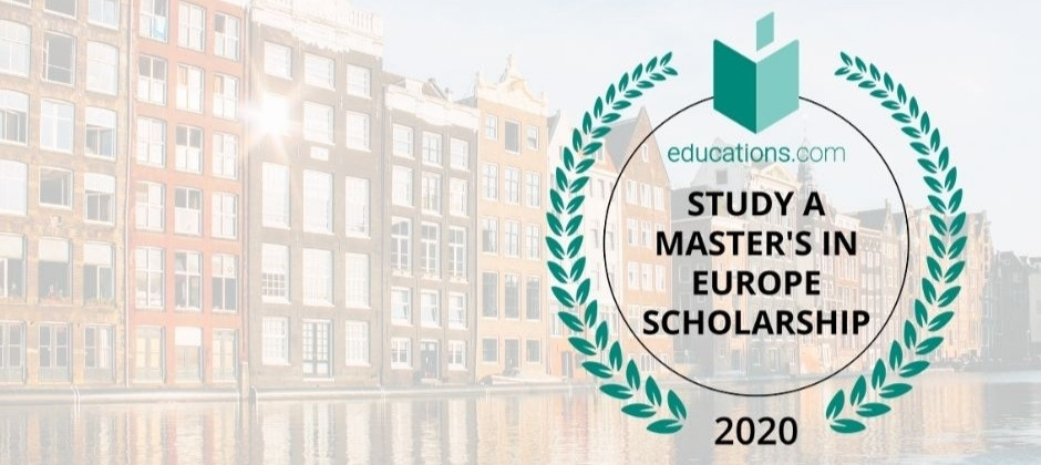 2020 Study a Master's in Europe Scholarship Finalists