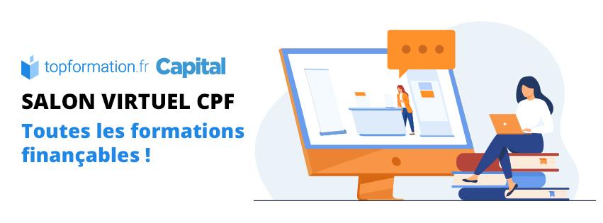 salon virtuel CPF