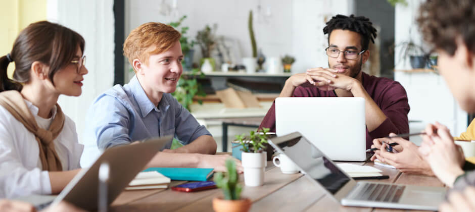 7 Tipps für hybride Meetings