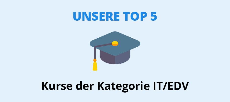 Top-5-Kurse: IT und EDV
