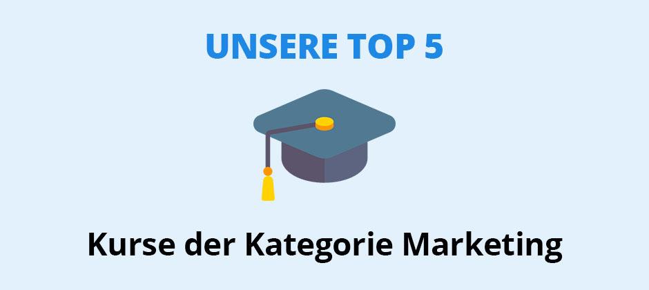 Top-5-Kurse: Marketing