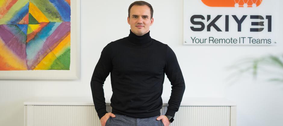 Erfolgsgeschichte Konstantin Shcherbina