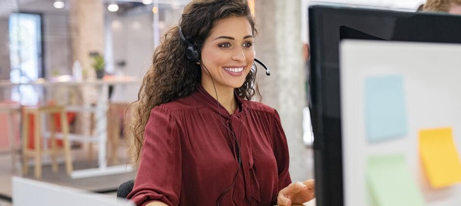 Telefon-Knigge im Büro