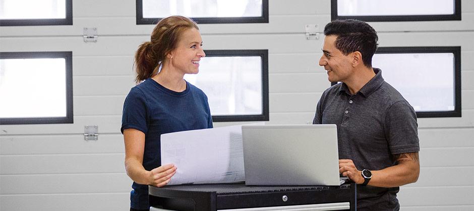 Utbilda dig till Operativ produktionstekniker och bli eftertraktad på arbetsmarknaden. Utbildningen startar i februari 2022 och ansökan är öppen tills den 20 november, 2020.