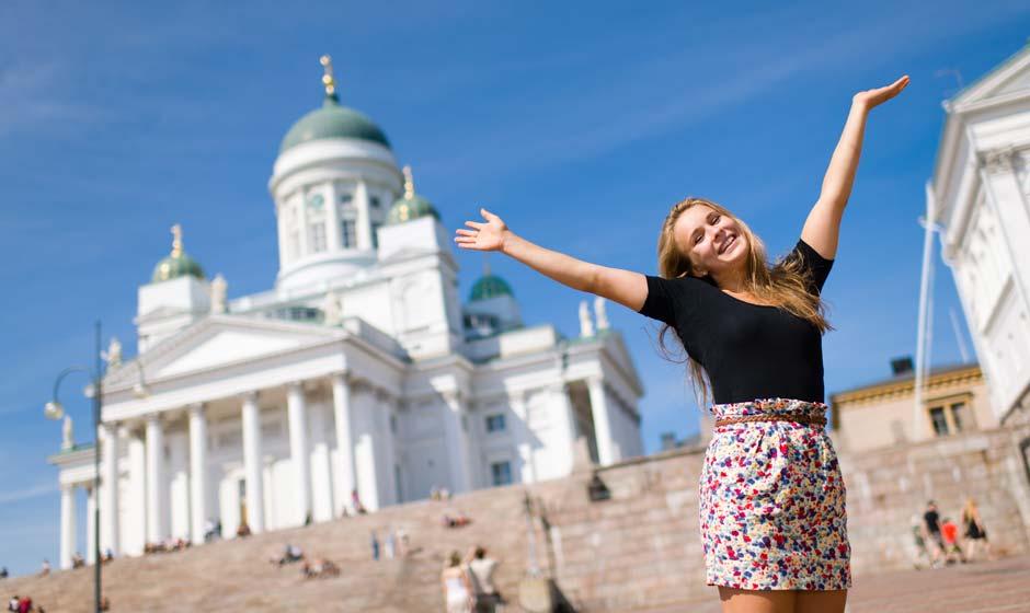 Student in Helsinki