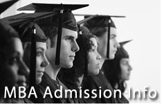 MBA Admission Information