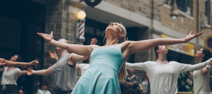teatteri- ja tanssialan pääsykokeet