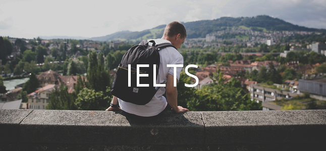 IELTS – International English Language Testing System