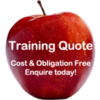 Ask us for help to find the right training - a free service