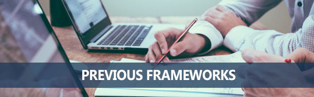 Previous frameworks