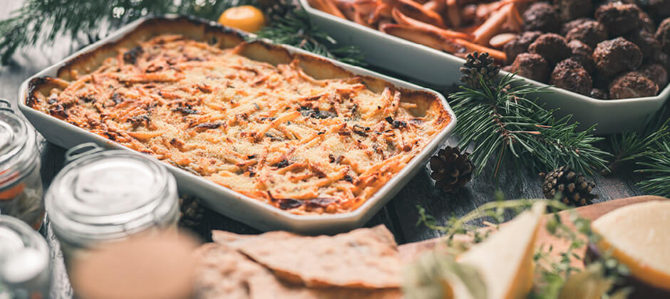 Vegetariskt julbord - tips
