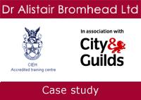 Alistair Bromhead Autoglass Case...