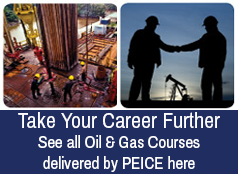 Full range of Oil & Gas Courses