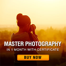Get your photography certificate