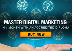 Get your marketing diploma