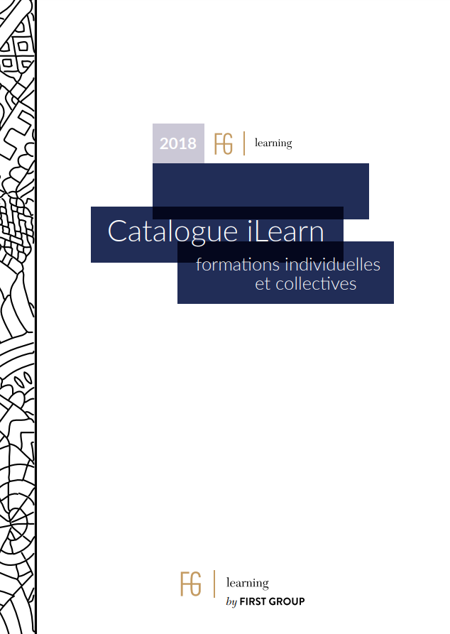 Catalogue iLearn 2018