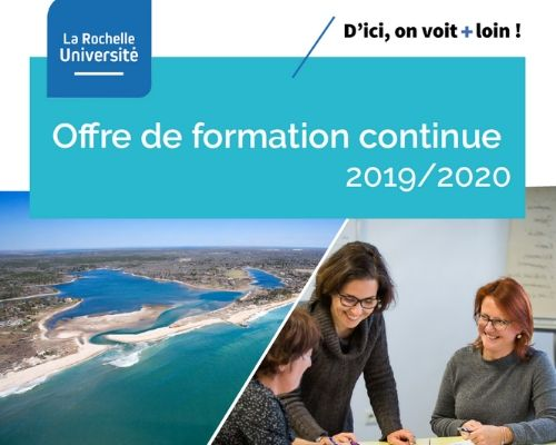 Catalogue de formation 2019-2020