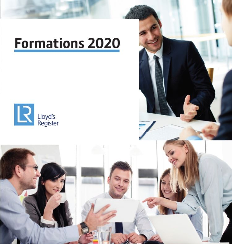 Formations 2020