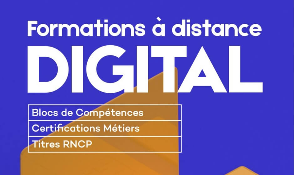 Les formations digitales d'Icademie