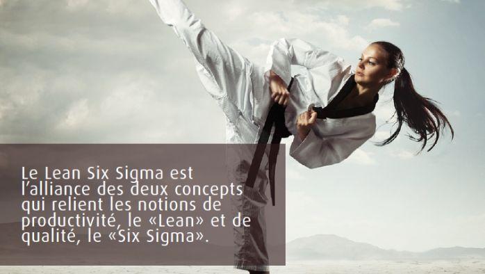 En savoir plus sur le Lean 6 Sigma