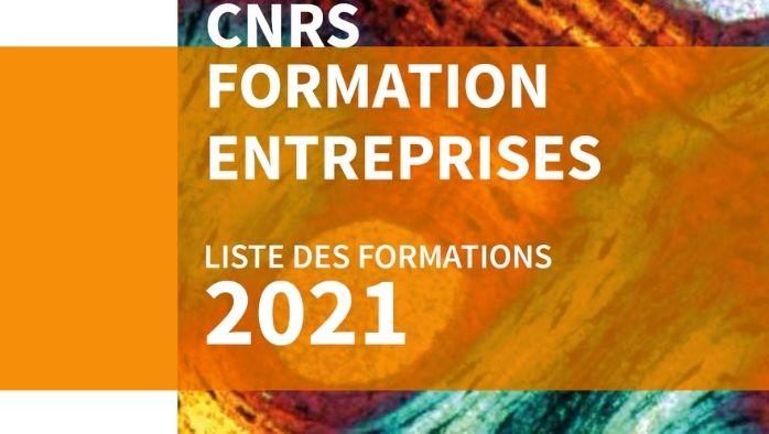 Catalogue de formations 2021