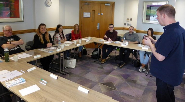 Meeting WDS' unique training needs