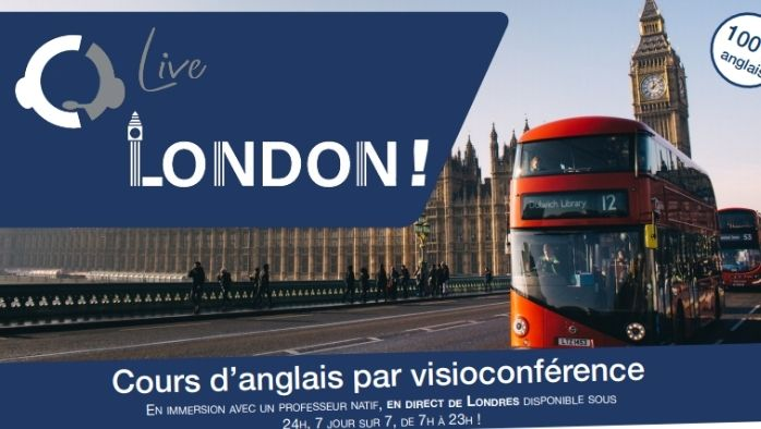 Live London – Plaquette particul...