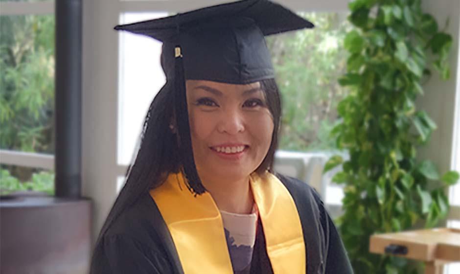 Nan Khea's student story