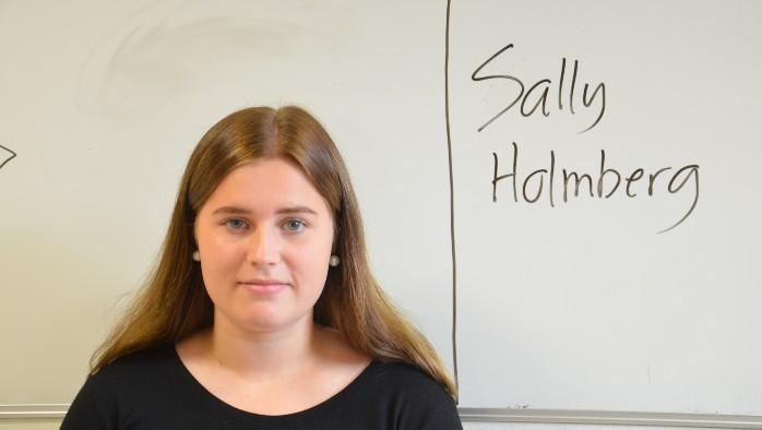 Sally Holmgren om Restaurang och livsmedel