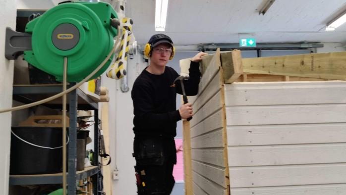 Ian om Bygg och anläggning