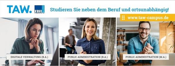 Berufsbegleitende Online-Studien...