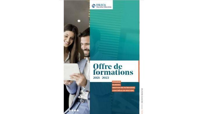 Catalogue des formations ESLSCA ...