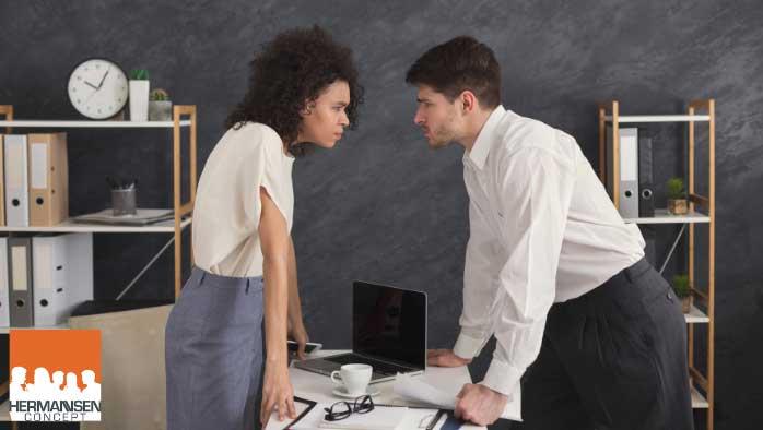 Lösen Sie Konflikte mit Erfolg