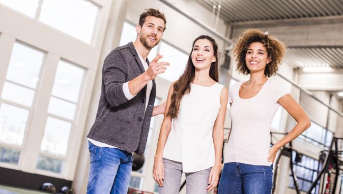 Die Weiterbildungs-Experten für Sport, Fitness und Gesundheit