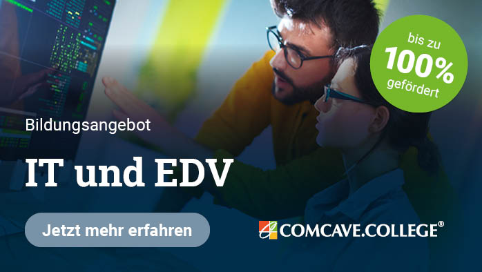 IT & EDV – Für mehr Erfolg im Berufsleben