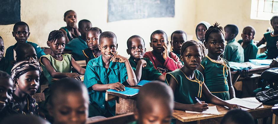 utbildningar inom bistånd och U-länder