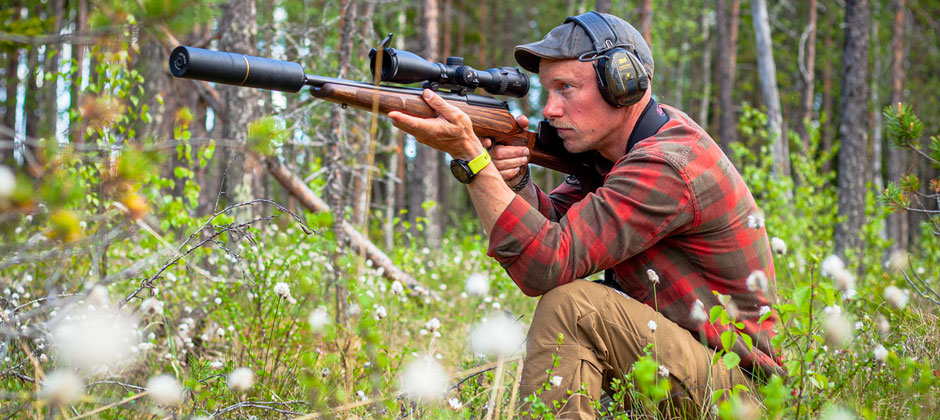 Jakt- och viltvård - Vuxenutbildning