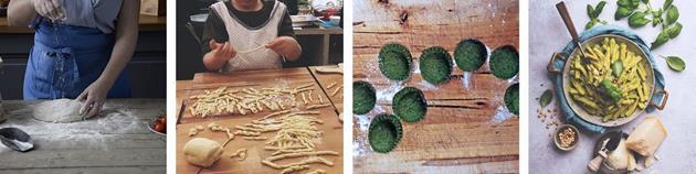 Matlagningskurs laga mat baka egen pasta aktivitet stockholm