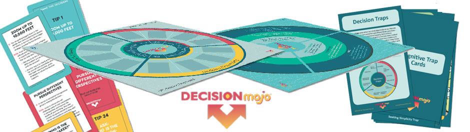 Decision Mojo™ - learn optimal decision-making strategies