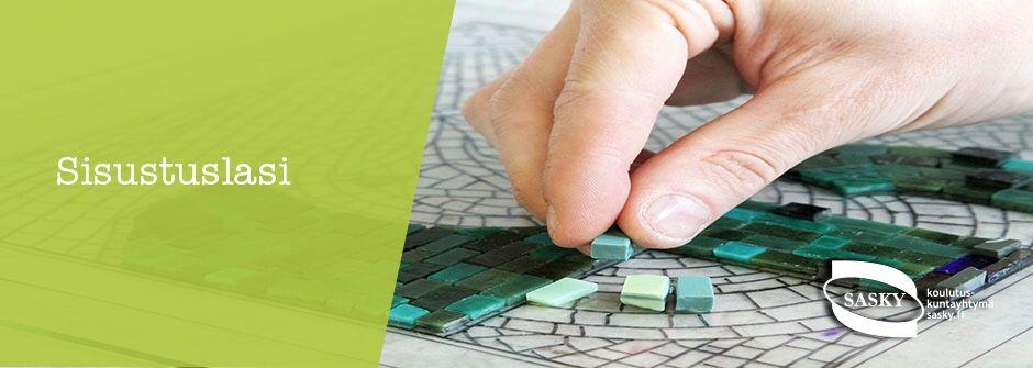 Sisustuslasi | artesaani | taideteollisuusalan perustutkinto | IKATA